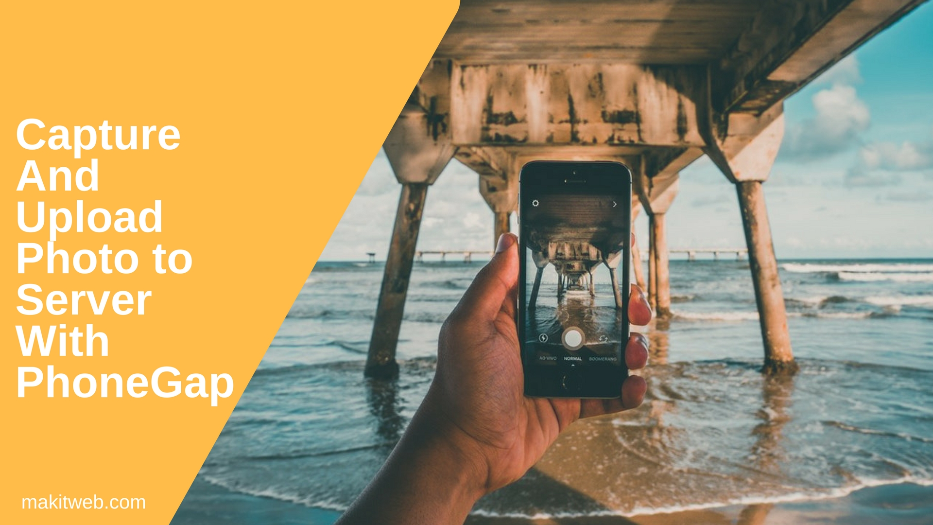 Capture and Upload photo to server with PhoneGap